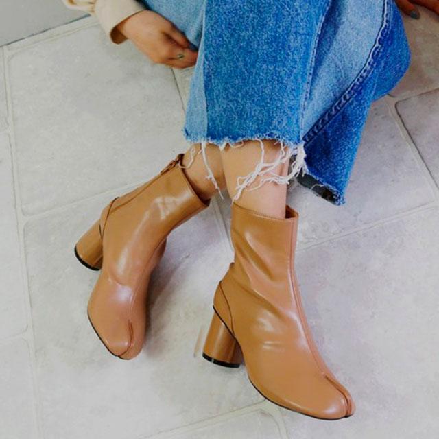 足袋(タビ)ショートブーツ